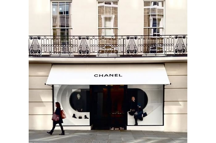 Signature Greenwich® Canopies for Chanel Flagship