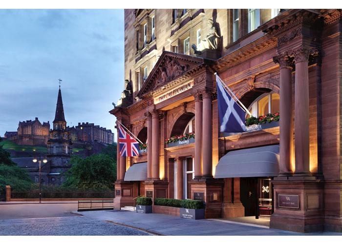 Morco Rib Dutch® for The Caledonian, Edinburgh