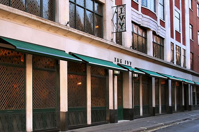Signature Folding-Arm Awning for The Ivy