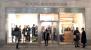 SQ2 Folding Arm Awning for The Marlborough Fine Art Gallery