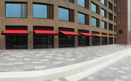SQ2 Awnings at the BBC Television Centre